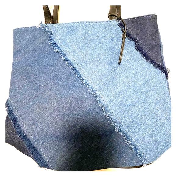 Joe's Jeans Handbags - Denim tote by Joe's. NWOT.